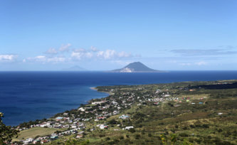 southern part of Saint Kitts