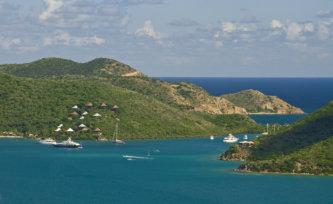 beautiful islands in British Virgin Islands