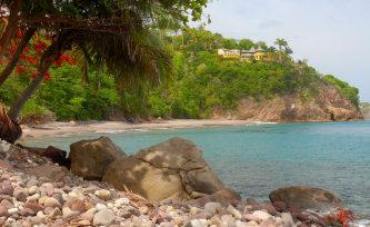 beach in Montserrat
