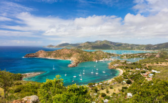 Antigua islands