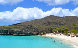 beautiful beaches in Curacao