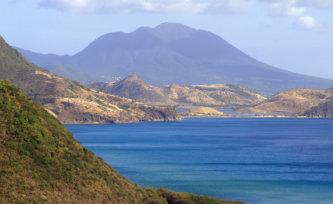 St. Kitss, Nevis bay